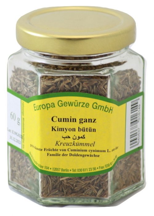 cumin whole spice